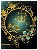 ALLAH CC.SCIE MUHAMMED