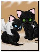 kittens angels