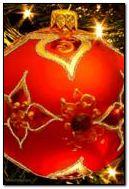 Boule de Noël ornement