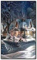 ciudad de navidad