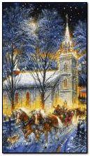 ख्रिसमस संध्याकाळी