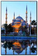 Stambuł niebieski meczet