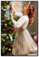 Різдвяна дівчина