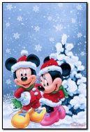 Micky n Minni christmas