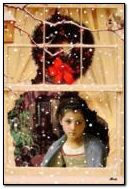 집에서 크리스마스