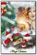 마술 크리스마스
