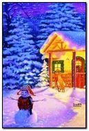 クリスマスが来ています