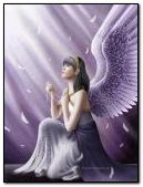 angels pray sometimes
