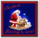 Christmas Blessings & Love