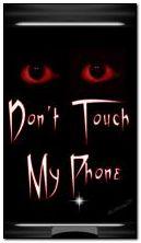 Jangan sentuh