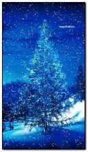 Синий рождественский