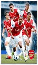 PLAYERS ARSENAL