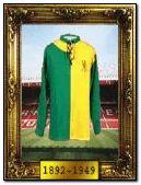 Manchester United Kits (1892-2009)