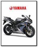 Yamaha R1 racing