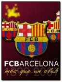 FCB barca logo