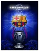 FCB barcelona champios 2011