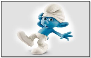 Smurf- Clumsy