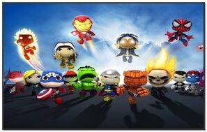 Superheroes Children