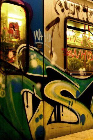 Graffiti mới