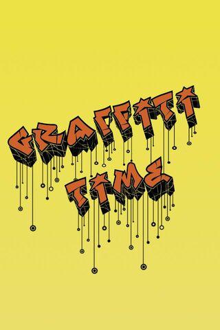 Graffiti Zamanı