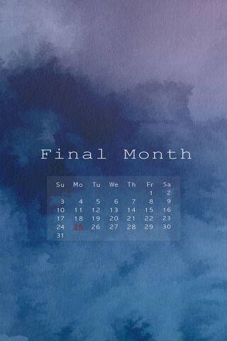 Final Month