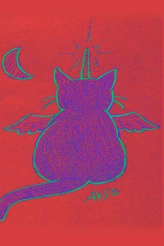 Alicorn Kitty Cat