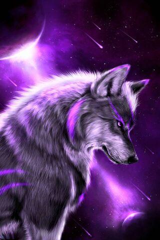 Fantasie Wolf