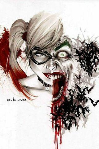 Quinn - The Joker