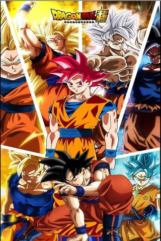 Dragonball Z Goku