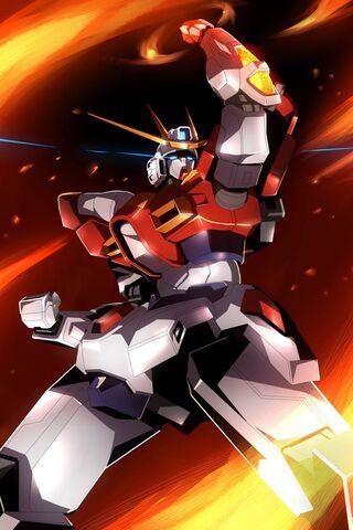 Bina Pembakaran Gundam