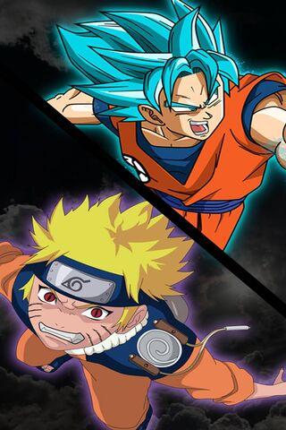 Goku - Naruto