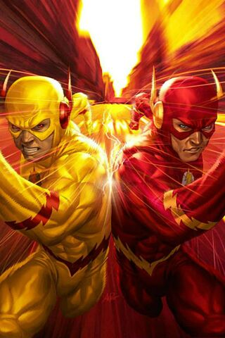 Flash - Anti-Flash