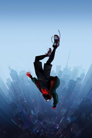 Spiderman Miles M