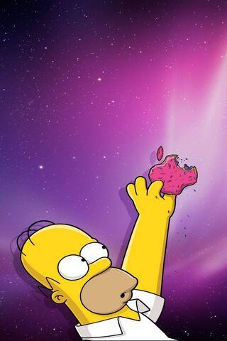 Logo Apple i Homer