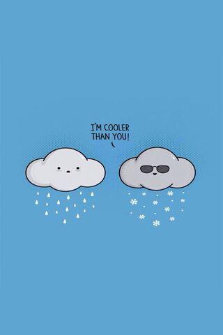 Je suis plus cool que toi