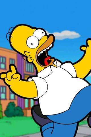 Szalony Homer