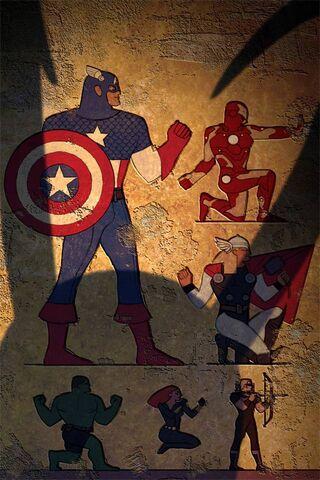 Avengers cổ đại