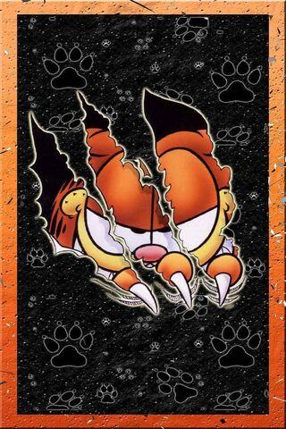 Garra Garfield