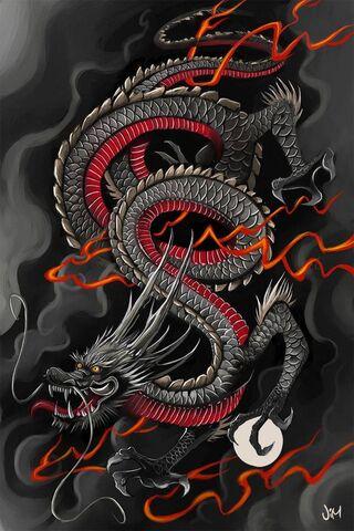 Drago giapponese