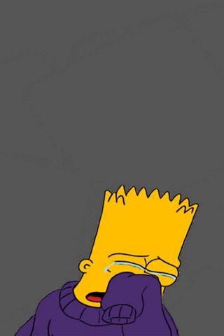 Menangis Bart