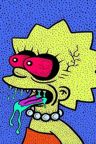 Gruselige Lisa