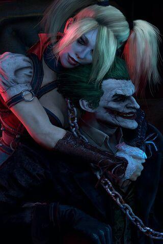 Harley dan Joker