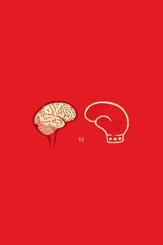 Brain Vs Boxingglove