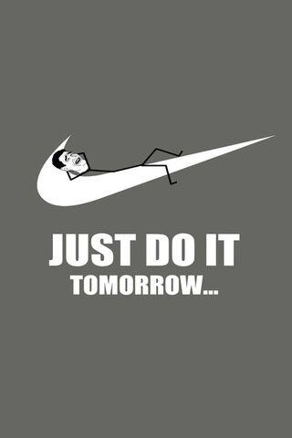 Nike Meme