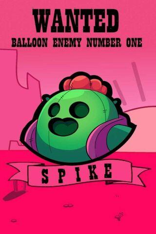 Spike Brawl Stars