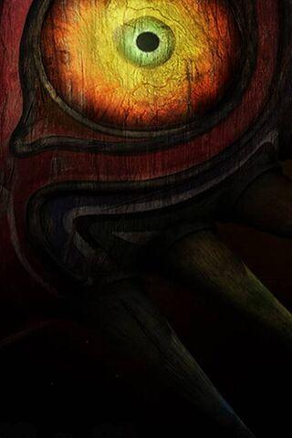 Le masque de majoras