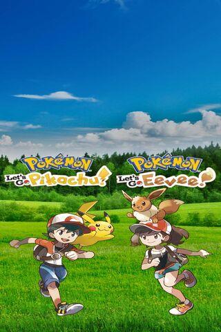Pokemon Lets Go Hd
