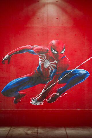 Permainan Spiderman Ps4