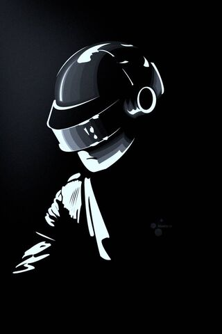 Daft Punk 01 Wallpaper - Download to your mobile from PHONEKY