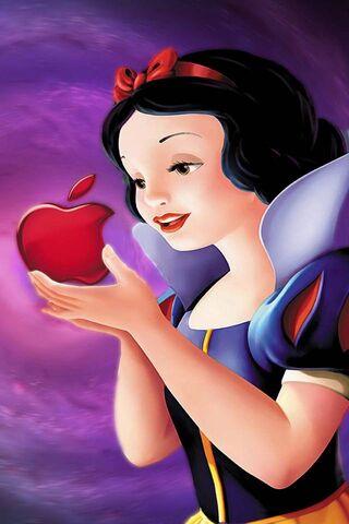 Apple Królewna Śnieżka